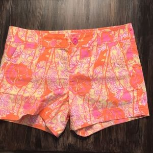 Lilly Pulitzer Size 8 Shorts